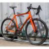 Vélo Gravel Genesis CDA 20 orange