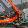 Vélo Gravel Genesis CDA 20 frein arrière