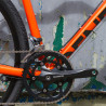 Vélo Gravel Genesis CDA 20 pédalier Shimano