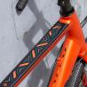 Vélo Gravel Genesis CDA 20 tube supérieur