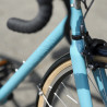 Vélo Fixie Genesis Flyer downtube