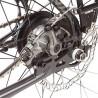 Vélo urbain Genesis Day One LTD freins Promax