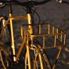 Vélo Vintage Genesis Brixton Gold porte-bagages