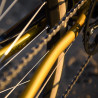 Vélo Vintage Genesis Brixton chaîne