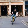 Vélo Vintage Genesis Brixton route