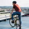 Vélo Vintage Genesis Brixton vue arrière
