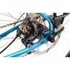 Vélo de randonnée Genesis Tour de Fer 30 frein arrière TRP