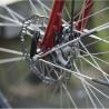 Vélo de randonnée Genesis Tour de Fer 10 disque avant
