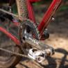 Vélo Gravel Genesis Fugio 20 pédalier mono plateau