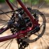 Vélo Gravel Genesis Fugio 20 frein TRP