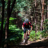 Vélo Gravel Genesis Fugio 20 montée