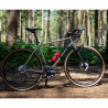 Vélo Gravel Genesis Croix de Fer Titane Raw