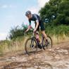 Vélo Gravel Genesis Croix de Fer Titane descente