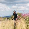 Vélo Gravel Genesis Croix de Fer Titane chemin