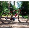Vélo Gravel Genesis Croix de Fer 30 Red
