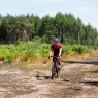 Vélo Gravel Genesis Croix de Fer 30 chemin