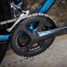 Vélo Gravel Genesis Croix de Fer 10 pédalier Shimano Sora