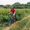 Vélo Gravel Genesis Vagabond campagne