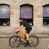 Vélo Gravel Genesis Croix de Fer 20 ALT pavés
