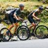 Vélo Gravel Genesis Croix de Fer 20 ALT montée