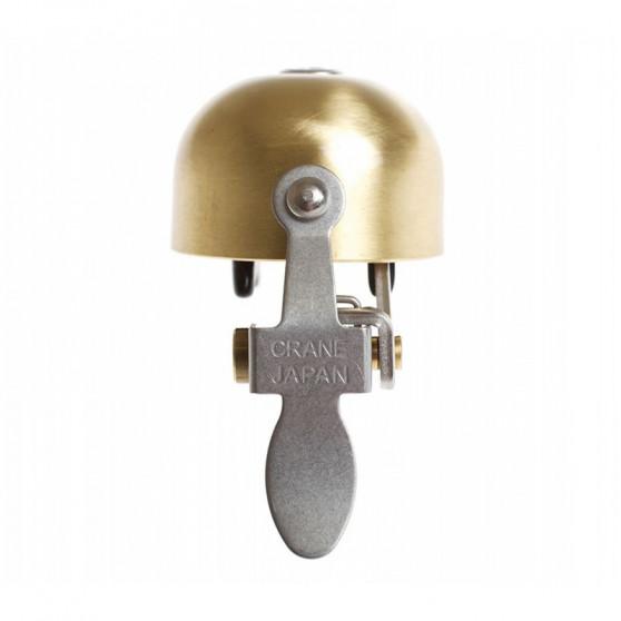 Sonnette Crane Bell E-NE Matte Gold