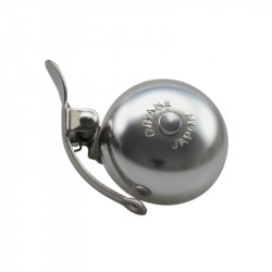 Sonnette Crane Bell Mini Steel Band Matt silver