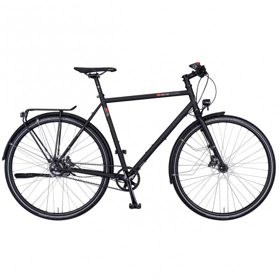Vélo de randonnée VSF Fahrradmanufaktur T-700 Disc Courroie Gates