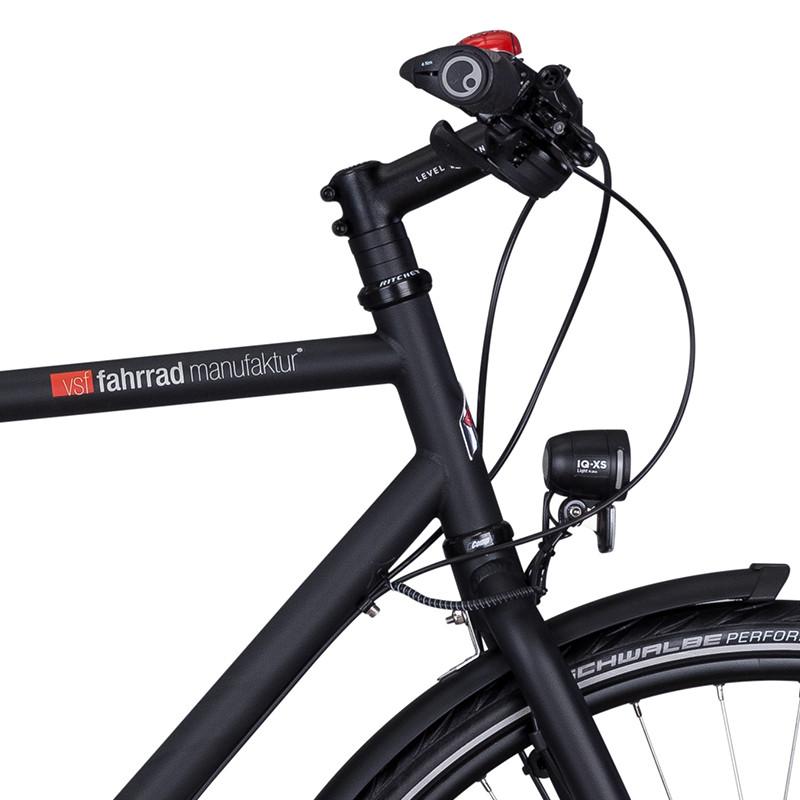 Le vélo VSF Fahrradmanufaktur T-700 Alfine 11 chez Cyclable