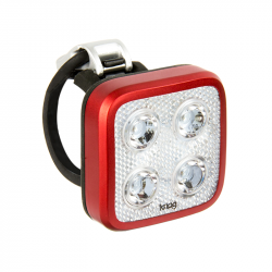Éclairage avant Knog Blinder Mob Four Eyes - 80 lumens