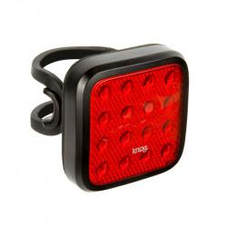 Éclairage arrière Knog Blinder Mob Kid Grid - 44 lumens