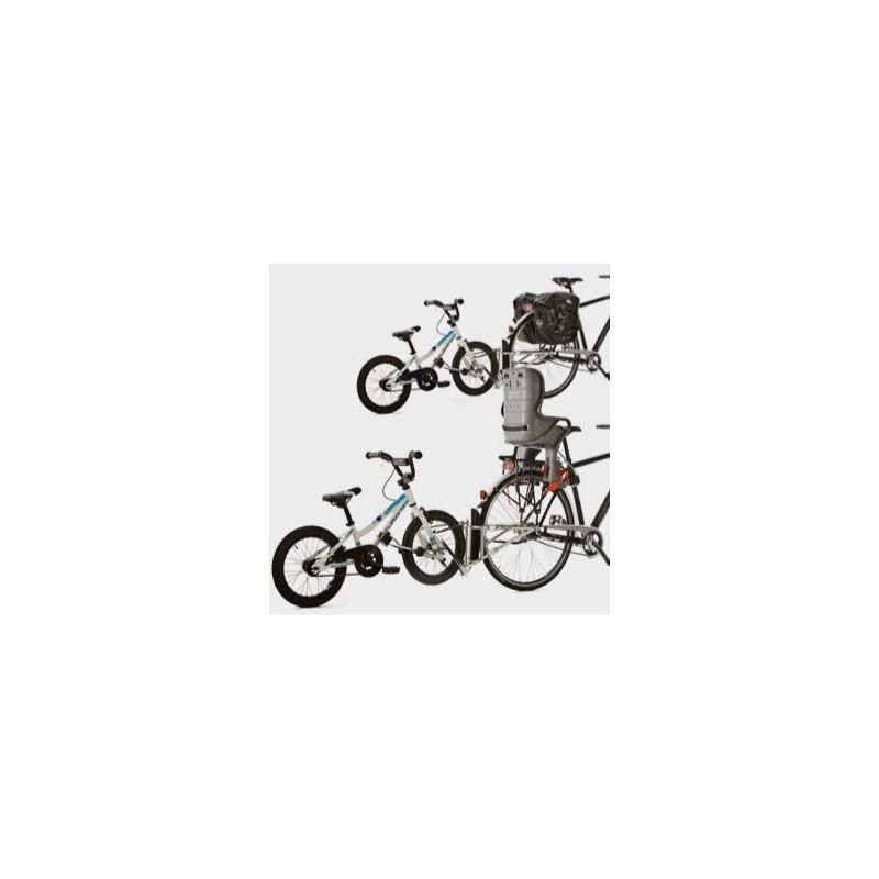 Vélo Pour Enfants Roues Trail Gator Flip Up à 20 in pliable tandem Barre