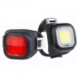 Eclairage avant et arrière Blinder Mini Twinpack - 31 lumens