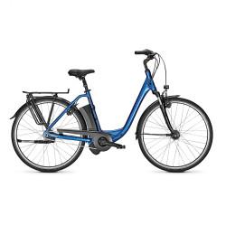 Vélo de ville électrique Kalkhoff Agattu 1.I Advance gris