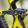 VTT électrique Moustache Samedi 27 Trail 8 amortisseur Grip Control Ultimate