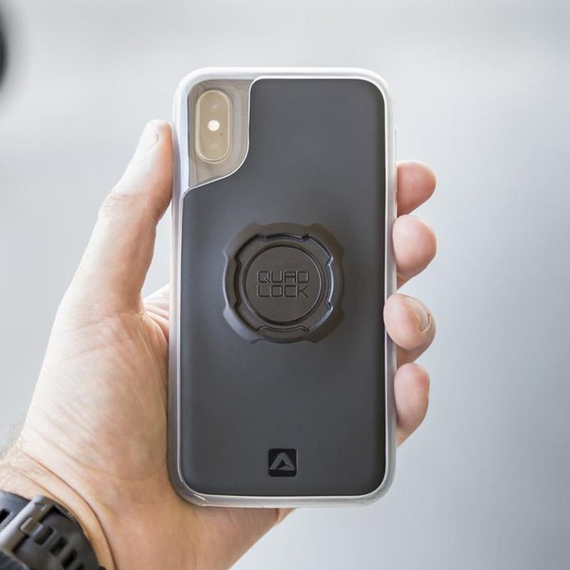 quad lock iphone 8 coque