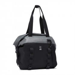 Sac bandoulière Chrome Urban Ex Rolltop Tote grey / black 40L