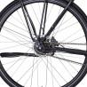 Vélo de randonnée VSF Fahrradmanufaktur T-100S Shimano Nexus 8 Disc