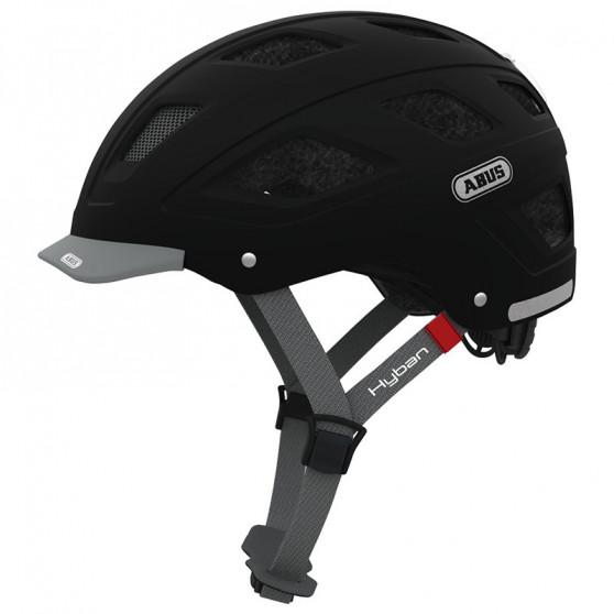 Casque vélo Abus Hyban Core core black