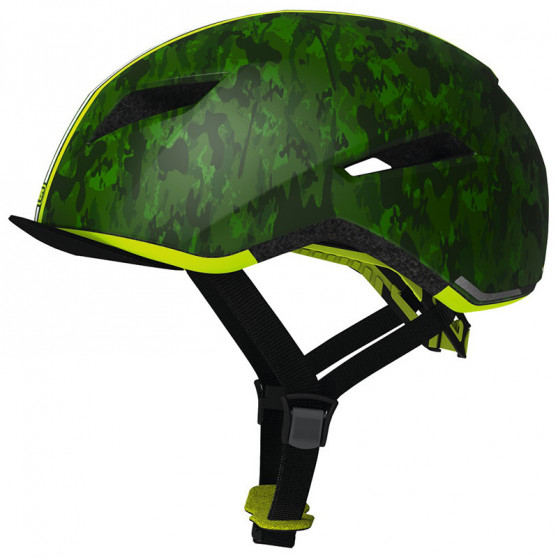 Casque vélo Abus Yadd-I credition camou green
