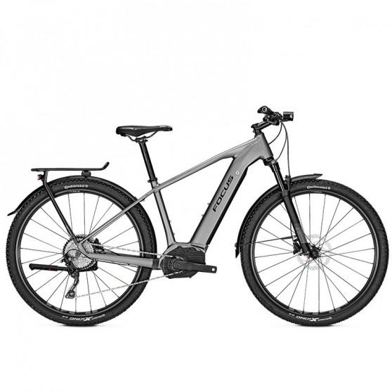 Vélo de voyage électrique Focus Aventura² 6.8
