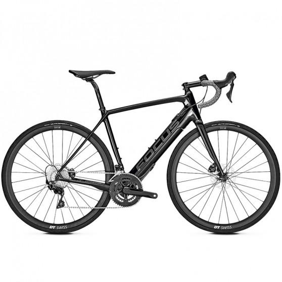 Vélo de route électrique Focus Paralane² 9.6 noir