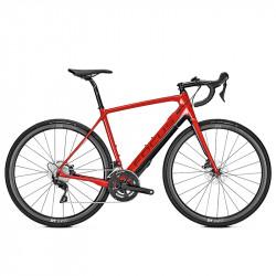Vélo de route électrique Focus Paralane² 9.6 rouge