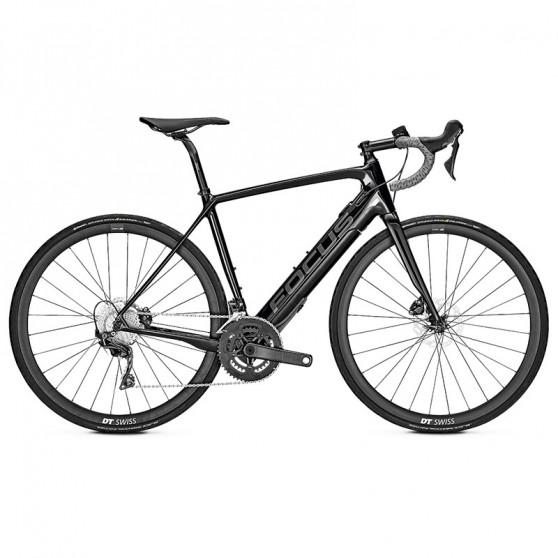 Vélo de route électrique Focus Paralane² 9.7 noir