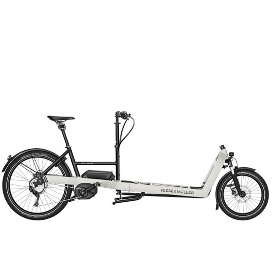 Vélo cargo électrique Riese&Müller Packster 80 touring
