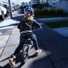 Casque vélo enfant Abus Smiley 2.1