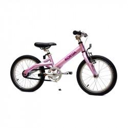 """Vélo enfant 16"""" Kokua LIKEtoBIKE (4-6 ans) rose"""