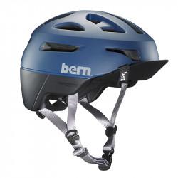Casque vélo Bern Union Bleu