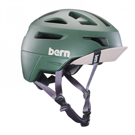 Casque vélo Bern Union Vert
