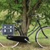 Paire de sacoches vélo ville Basil Mara XL 2 x 17,5 L noir porte-bagages