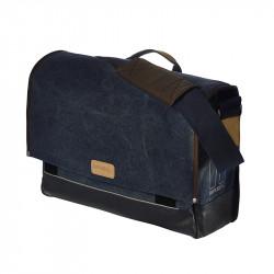 Sac bandoulière Basil Urban Fold Messenger 16 L bleu
